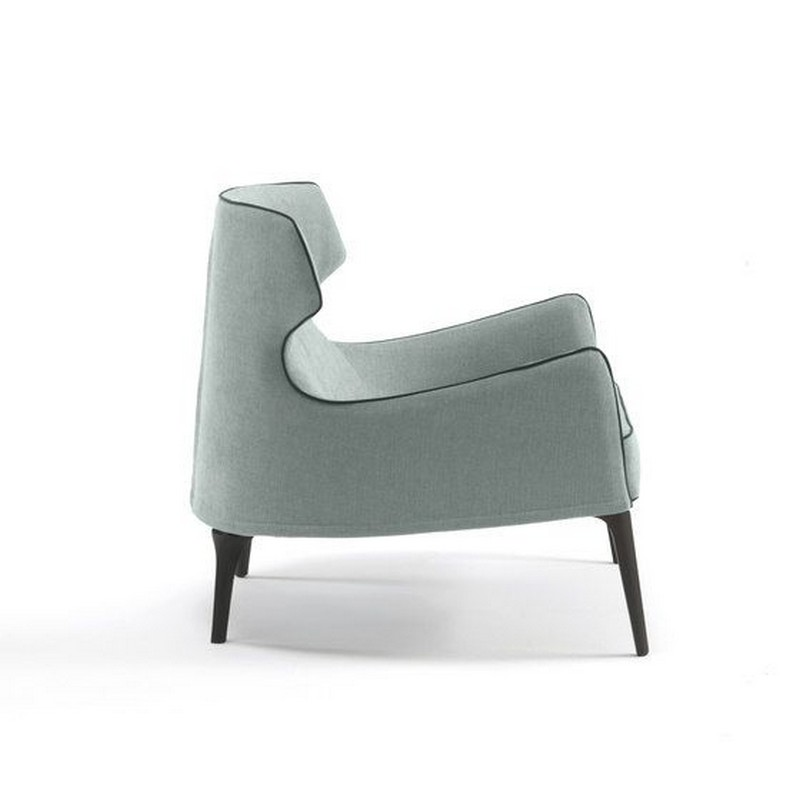 Fauteuil Design Contemporain Crosby Mobilier Design Lyon IM LYON - Fauteuils contemporains italiens