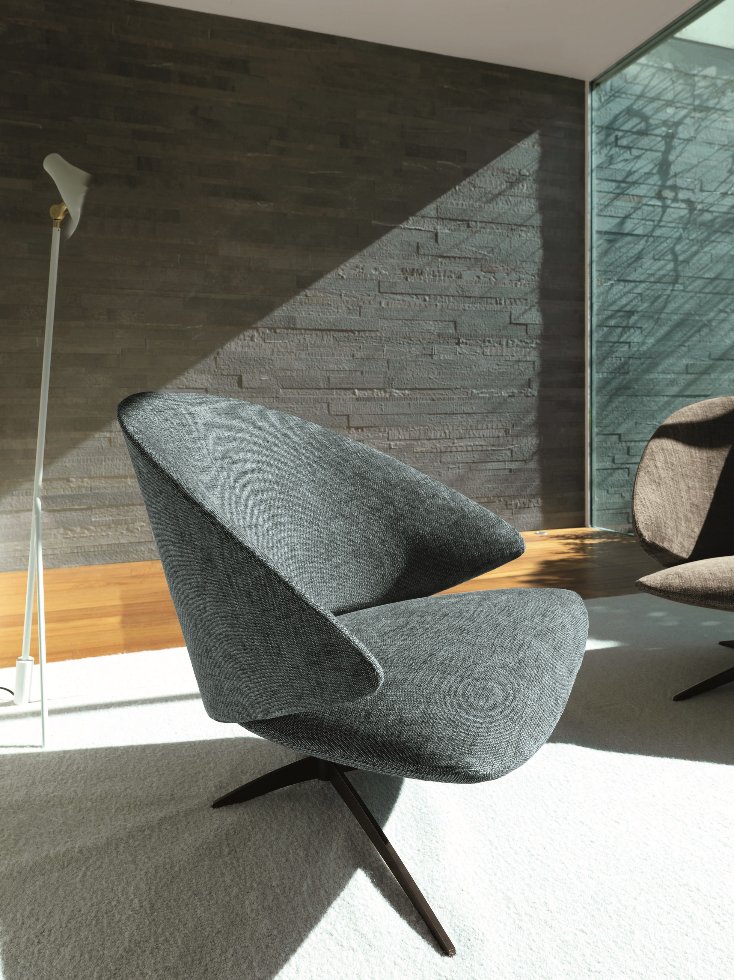 Fauteuildesignkosterlyonfauteuilcontemporainitaliendesiree - Fauteuils contemporains italiens