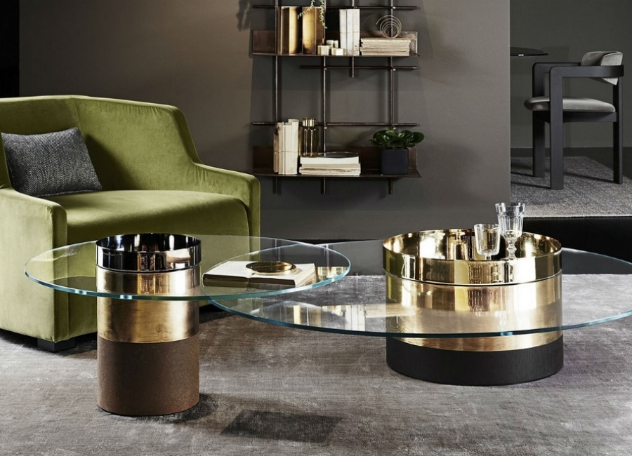 table basse haumea gallotti radice im lyon table basse contemporaine verre. Black Bedroom Furniture Sets. Home Design Ideas